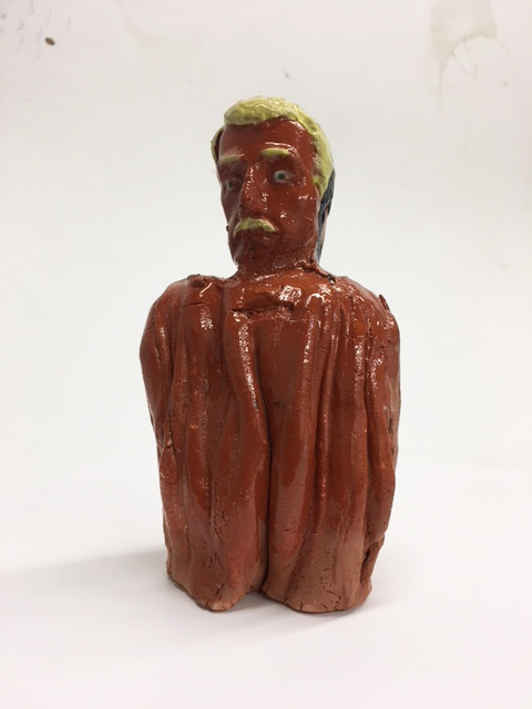 Terracotta Saint Shiny ( blonde hair?)