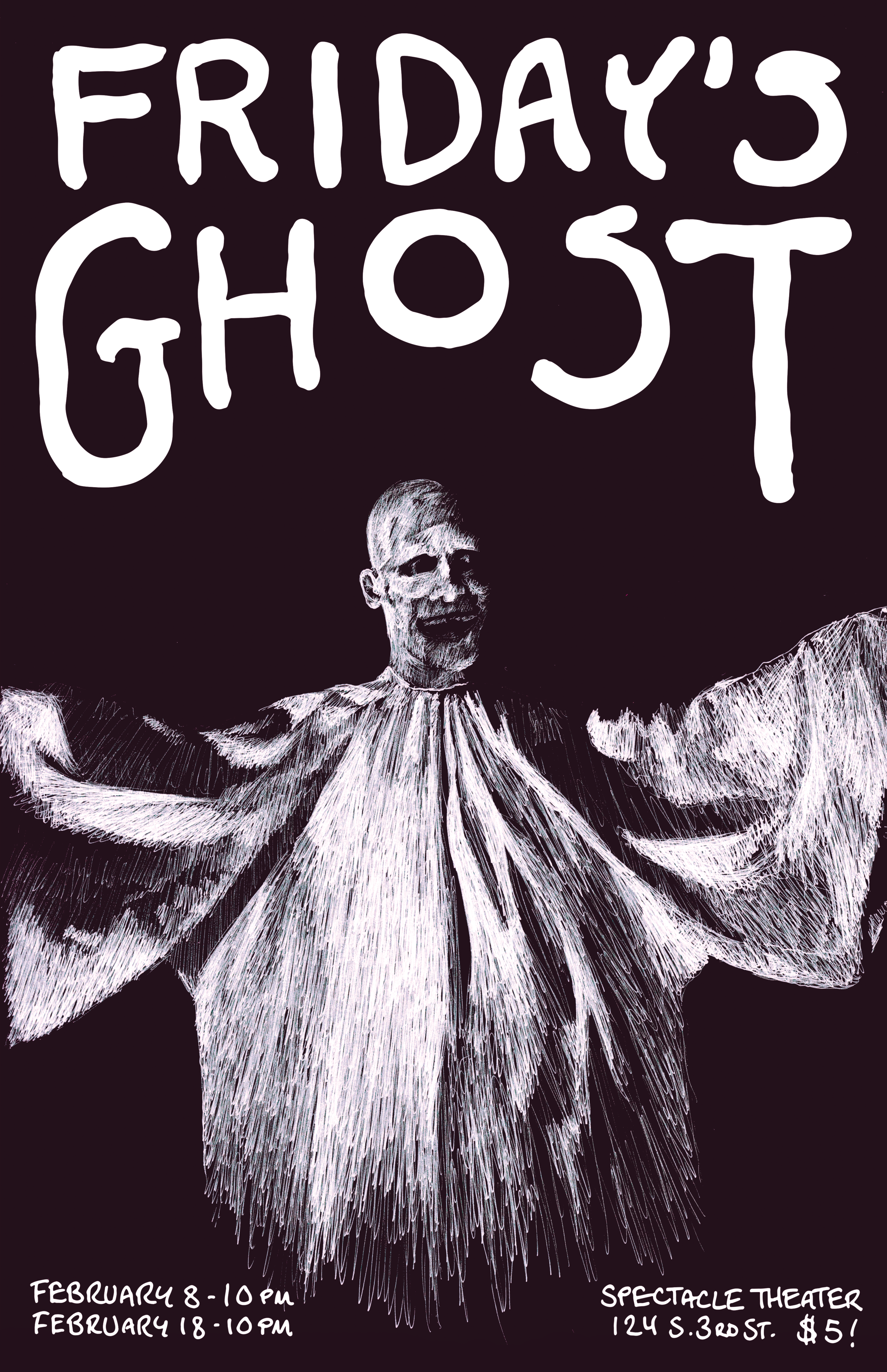 """Friday's Ghost"" (2019)"