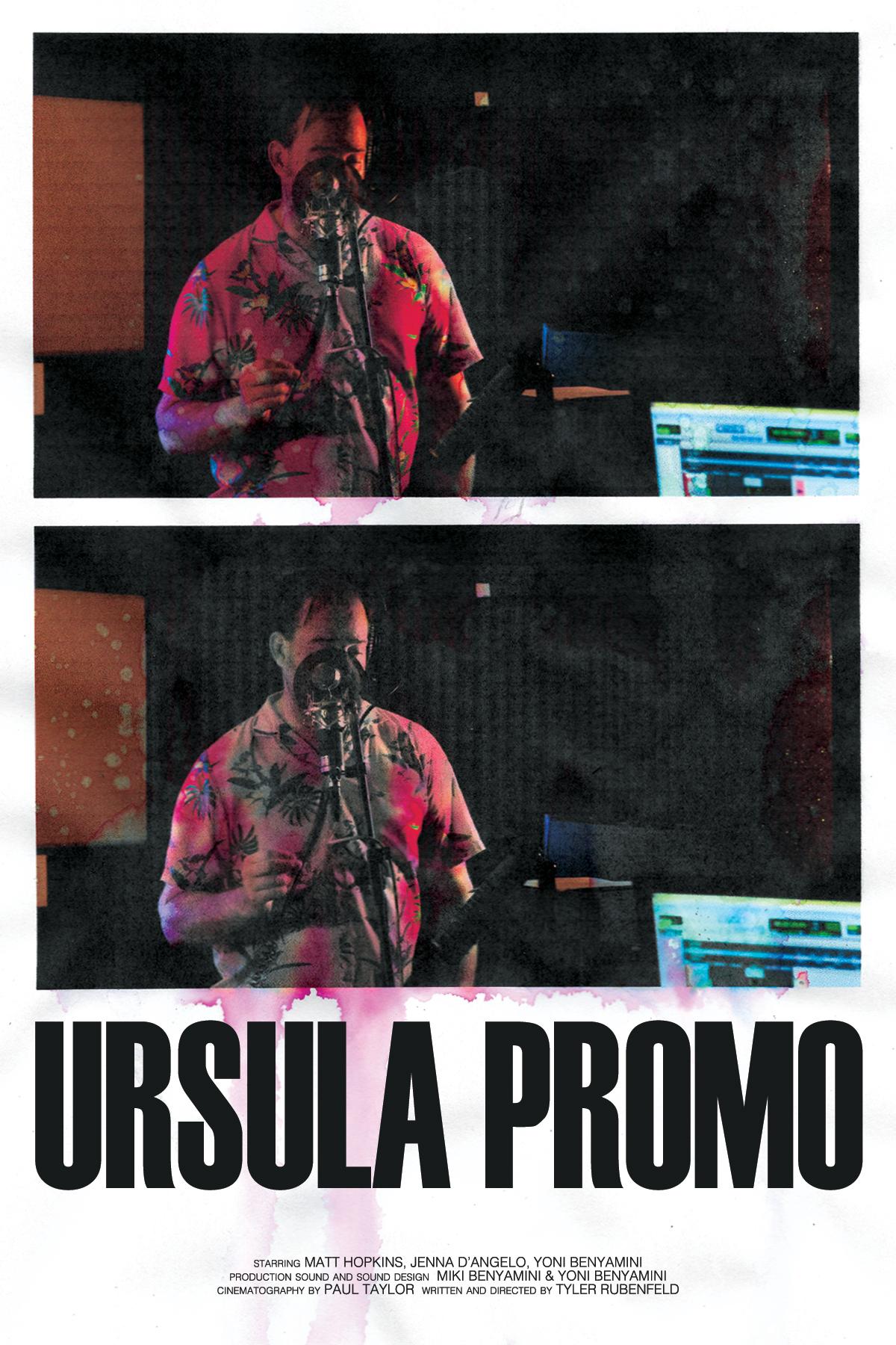 """Ursula Promo"""