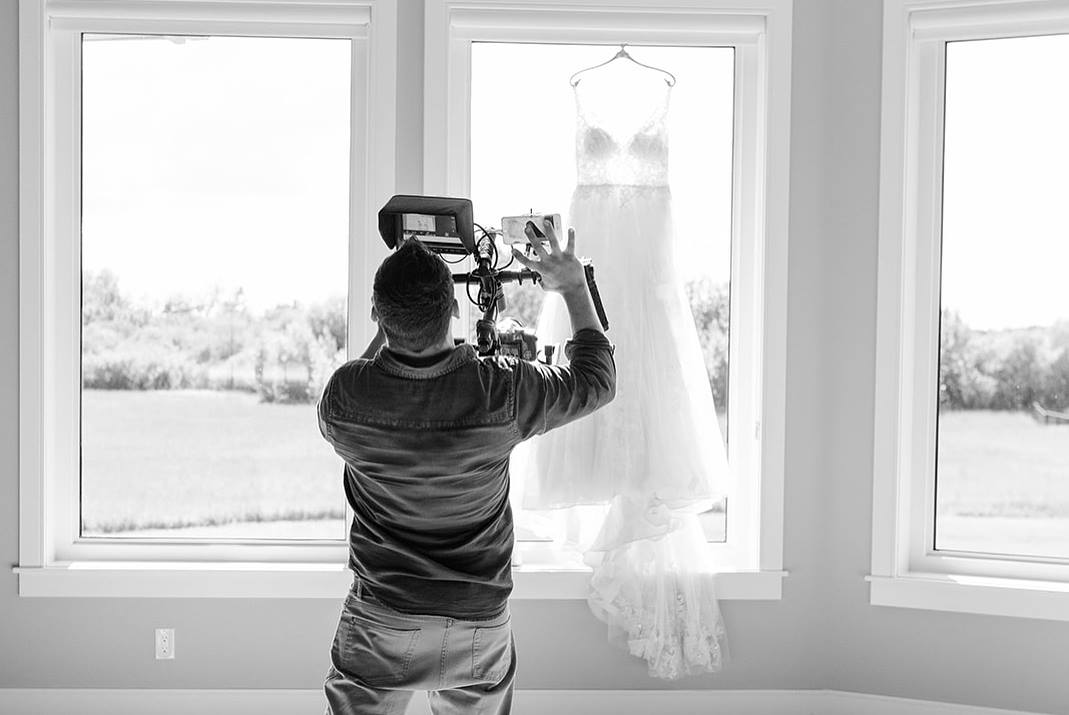 Inspired Cinematic Wedding Films For Our Clients - Authentic care and thoughtfulness for our FRIENDS