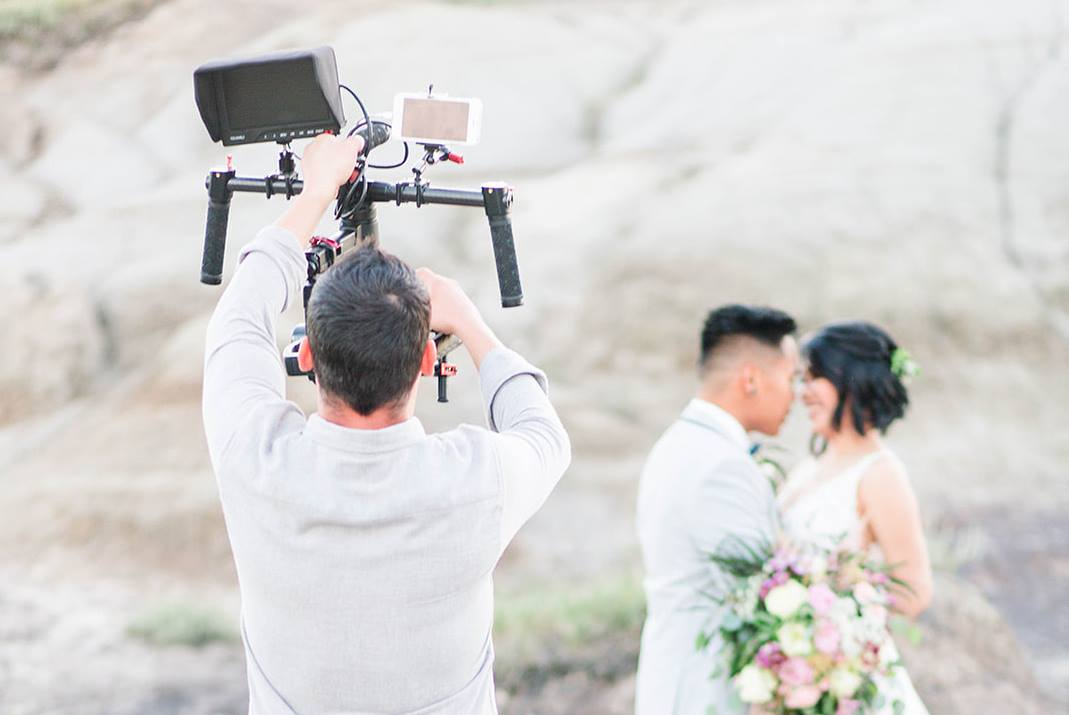 Wedding Film Makers - that want your day to be the joy it is meant to be...