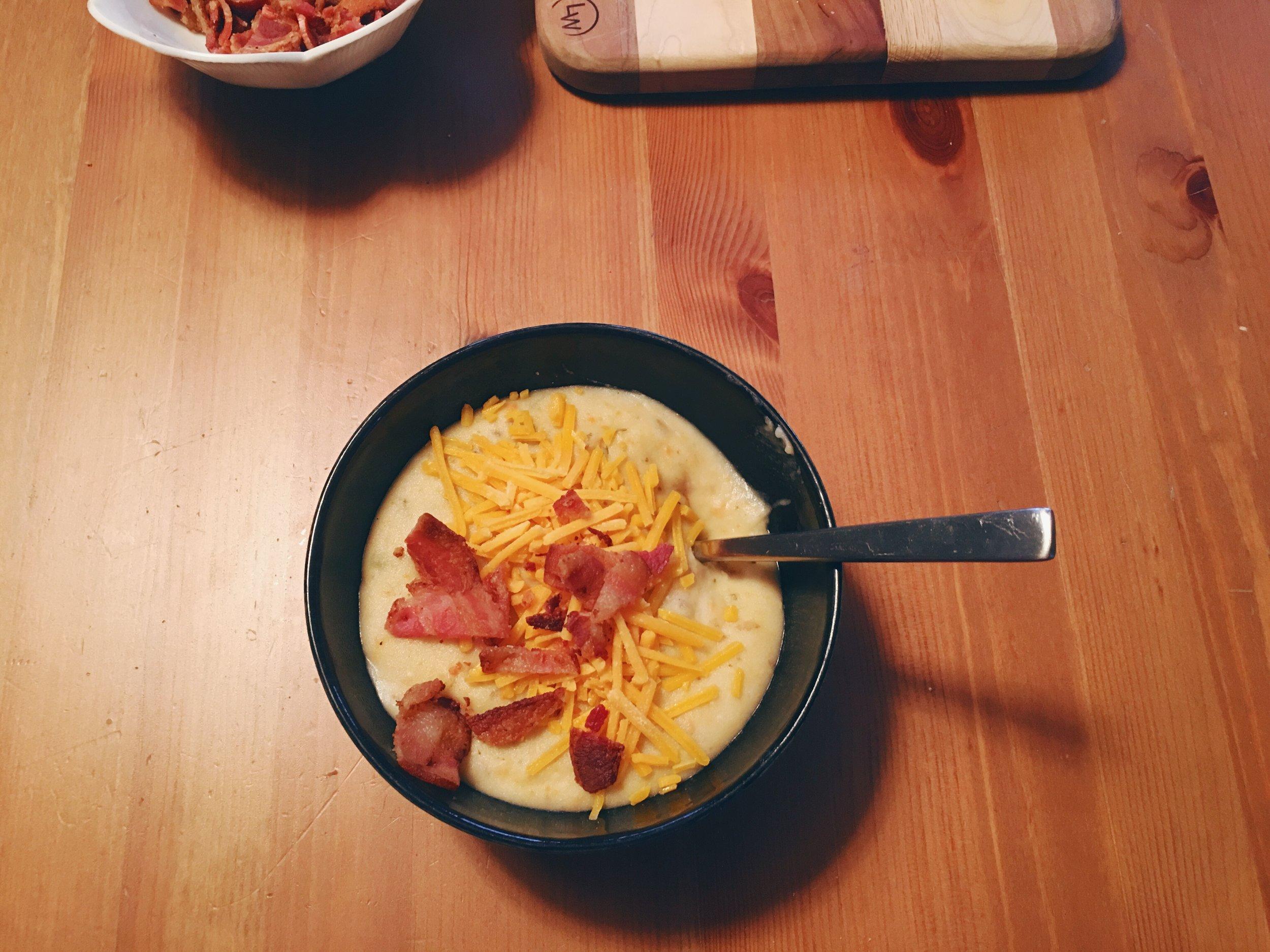 Creamy Potato Soup (IMG_8006)