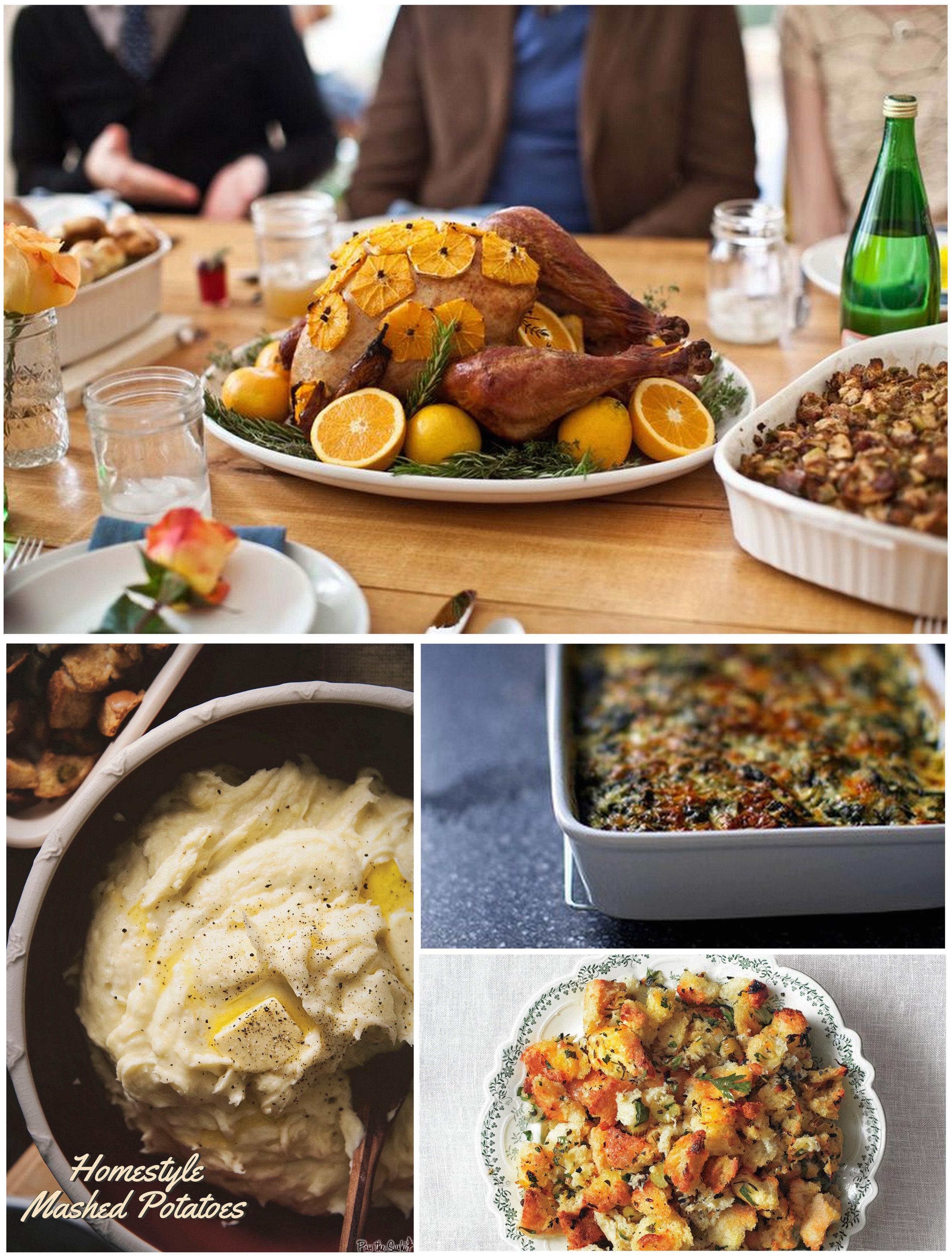 Our Thanksgiving Menu | Cassia & Co.