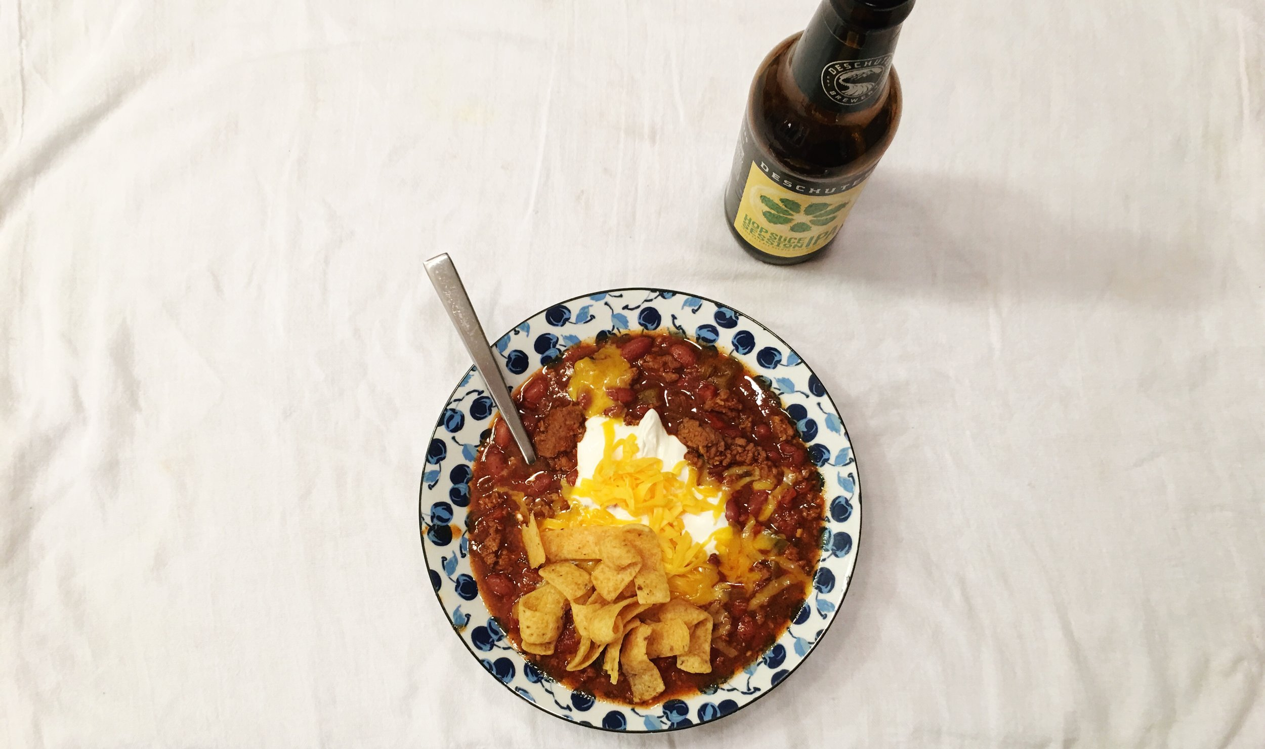 The only Chili recipe you will ever need | Cassia & Co.