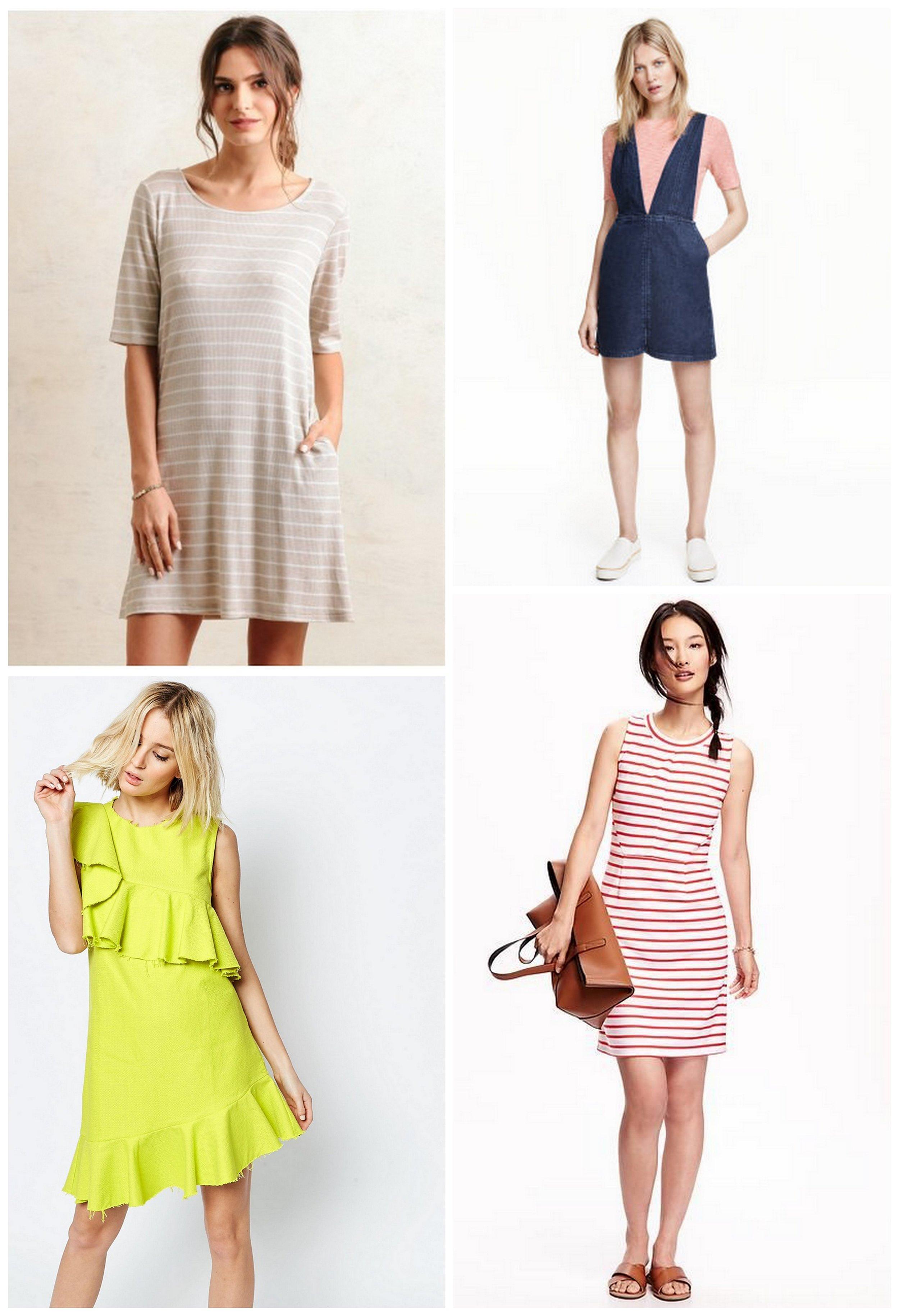 4 Dresses for Spring | Cassia & Co.