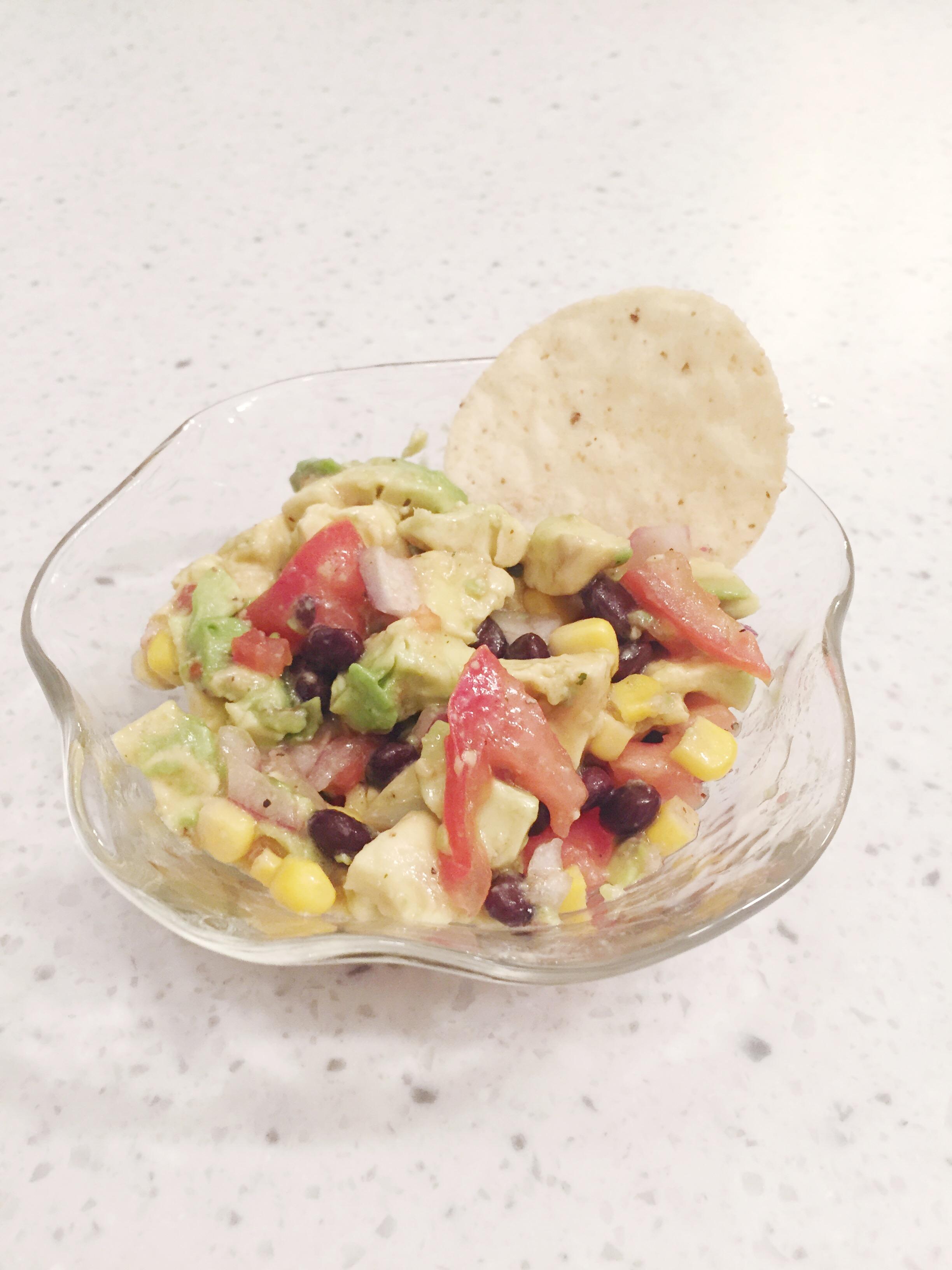 Aztec Salsa Recipe   Cassia & Co.