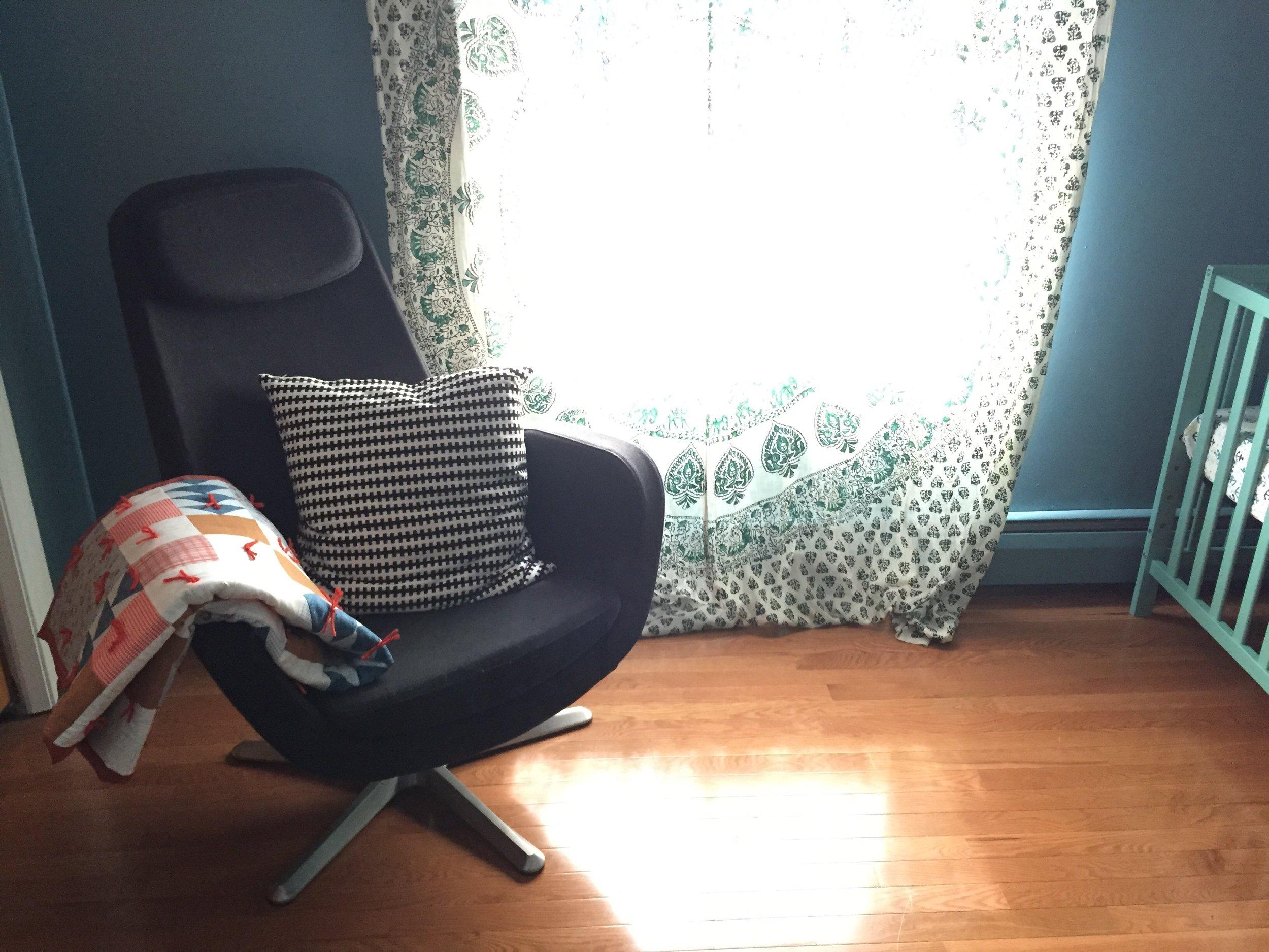 The Babe's Room - The Chair