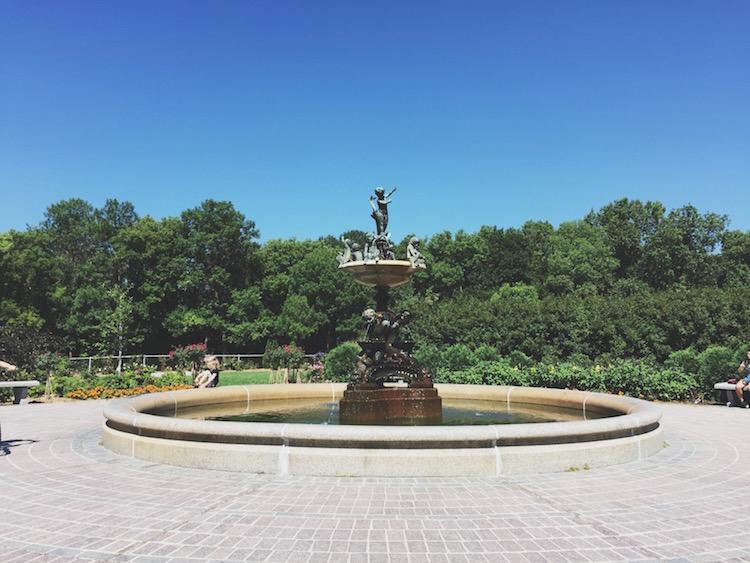 Lyndale Park Rose Garden