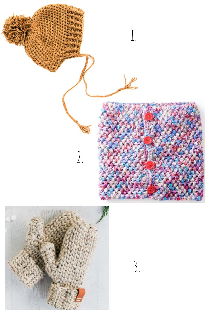 My Fall Crochet Projects | Cassia & Co.