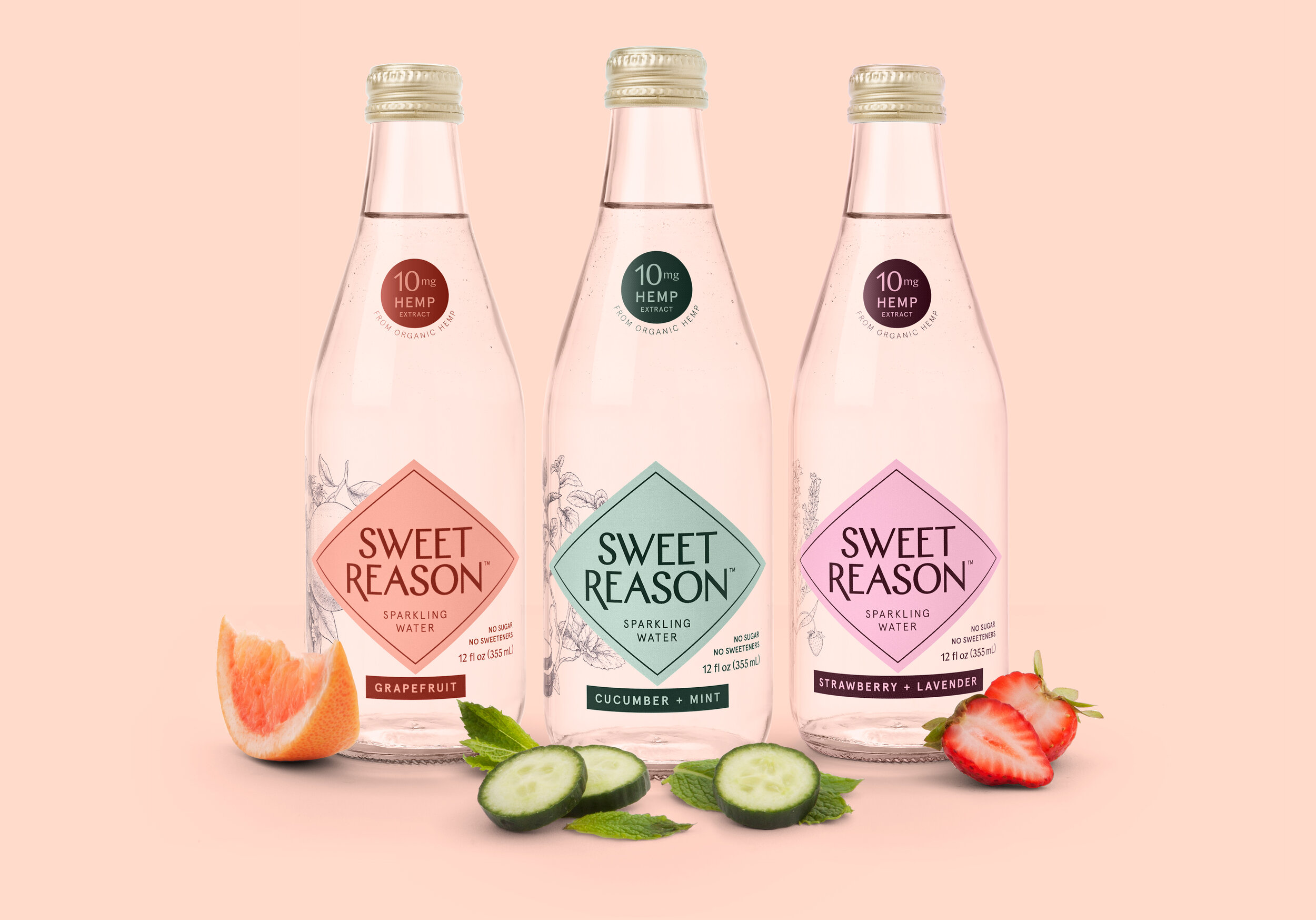 6 month subscription to Sweet Reason (Multi-Pack) – $240 Value