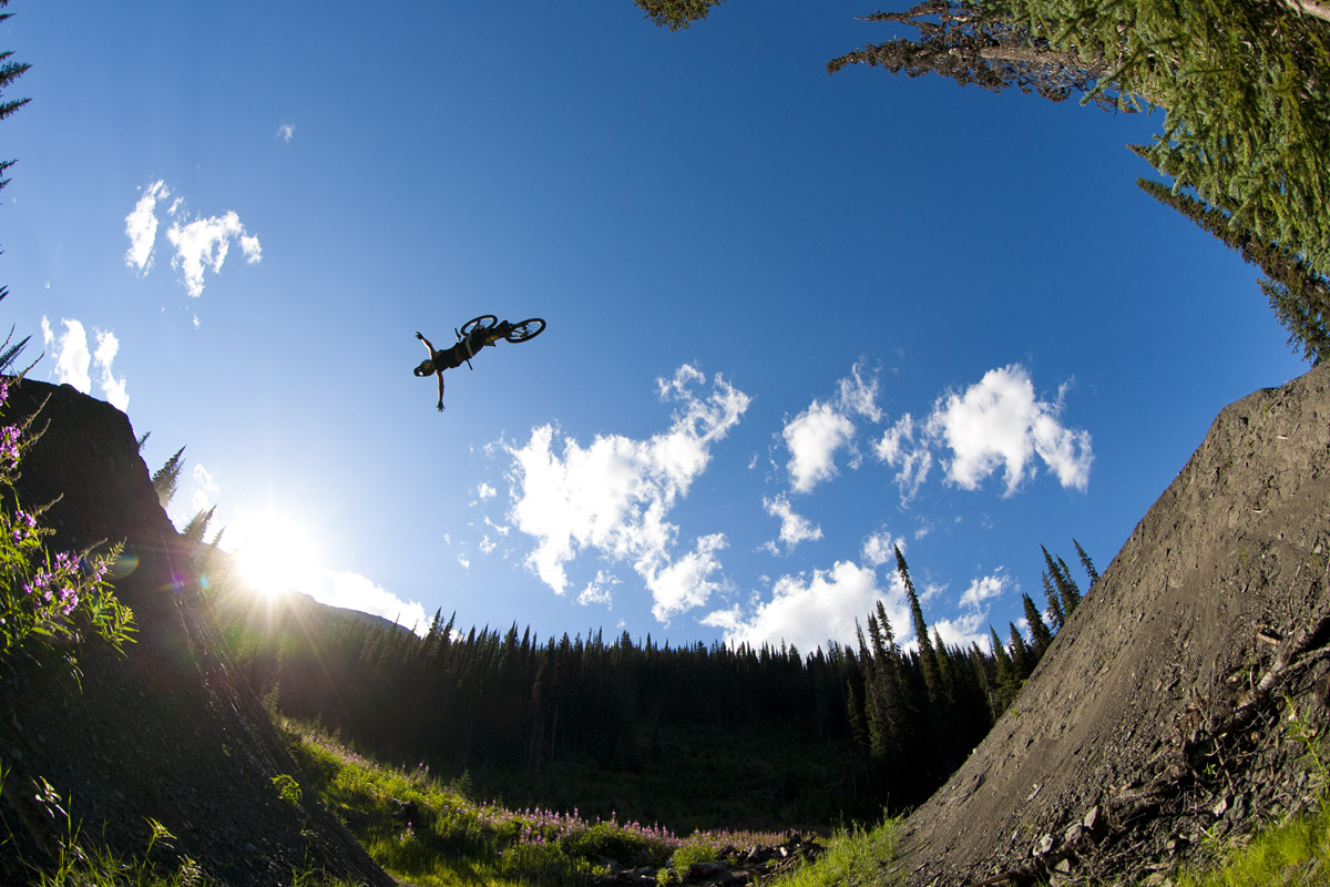 Kurt Sorge Retallack, British Columbia
