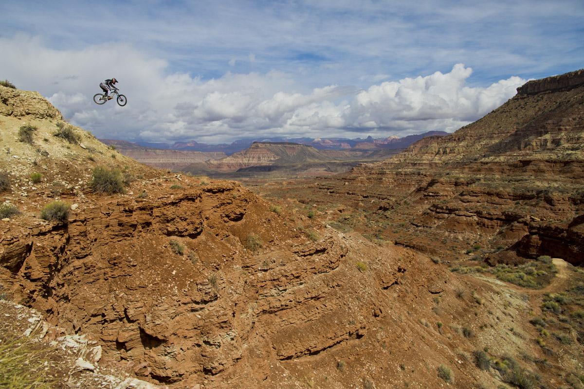 Brandon Semenuk Virgin, Utah