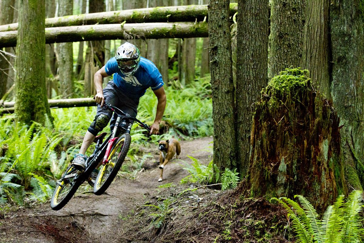 Wayne Goss & Dudley Squamish, British Columbia