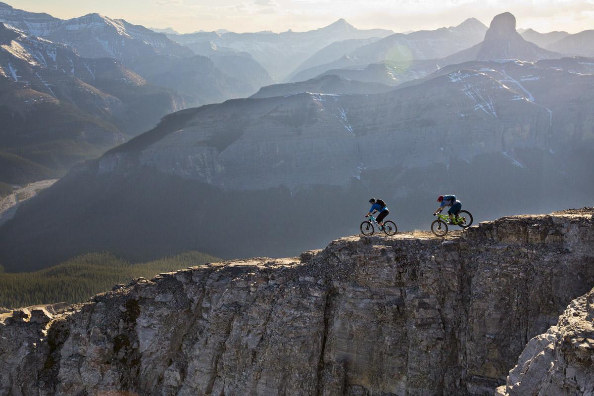 Reg Mullett & Nick Quinn Kananaskis Country, Alberta