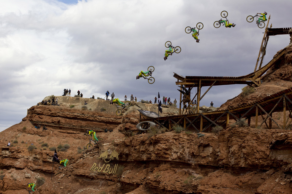 Cam Zink Red Bull Rampage