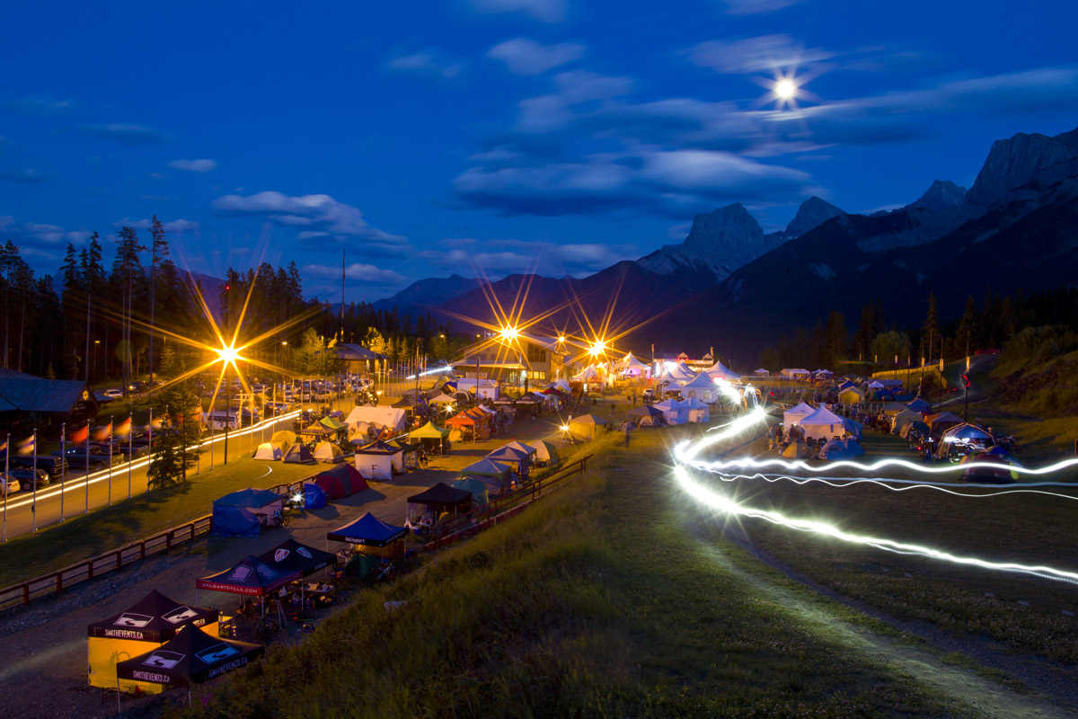 24 Hours of Adrenalin Canmore Nordic Center, Alberta