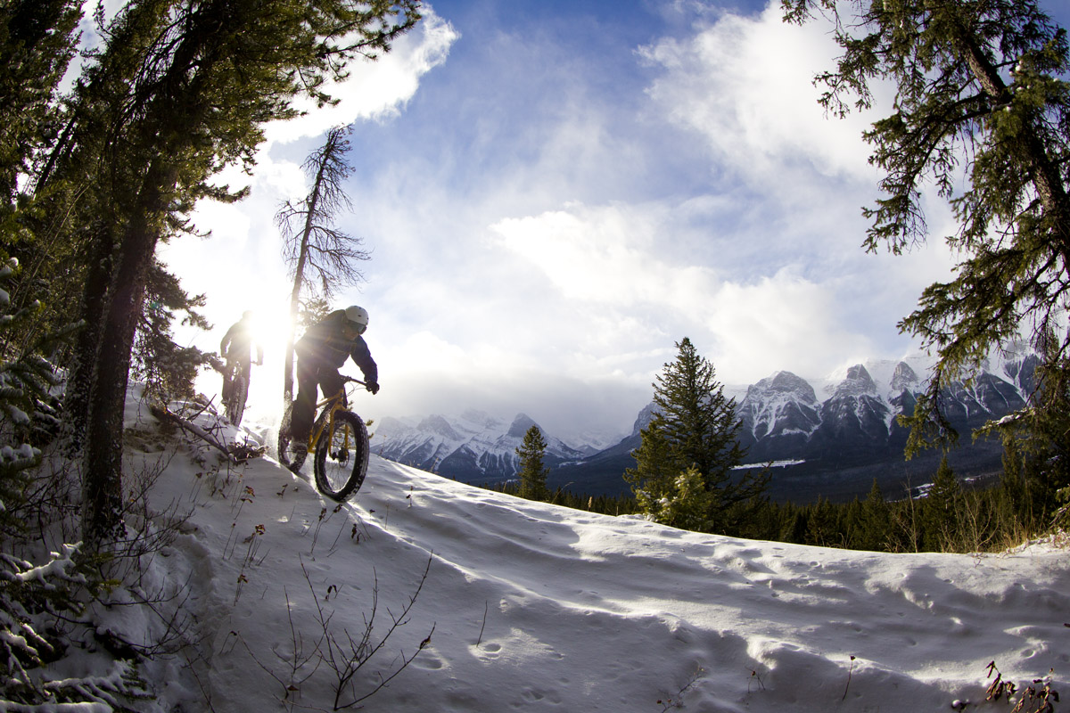 Jay Balabas & Greg McDonald Harvie Heights, Alberta