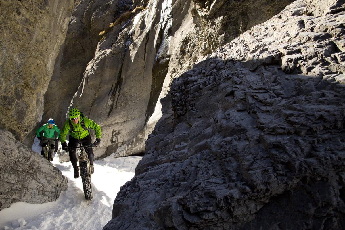 Louis-Julien Roy & Greg McDonald Kananaskis Country, Alberta