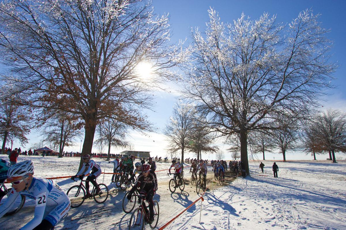 U.S. Cyclocross Nationals Kansas City, Kansas