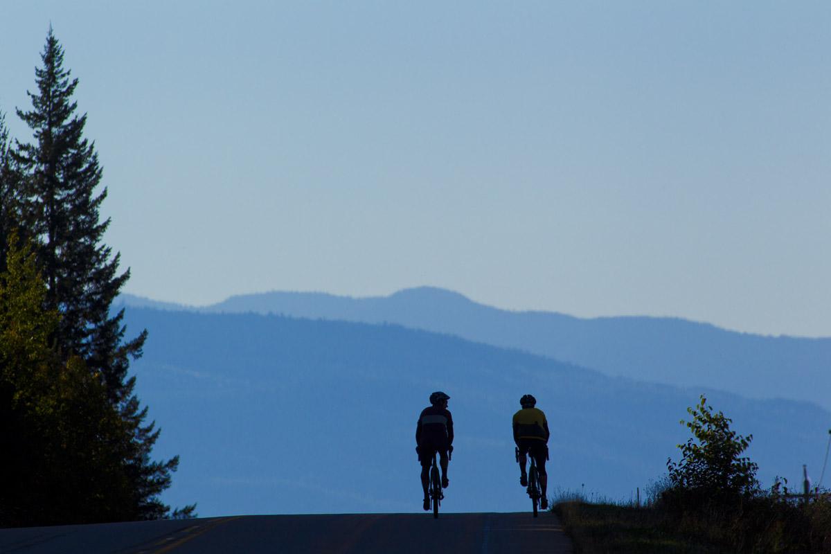 Spencer Paxson & Joe Schwartz Revelstoke, British Columbia