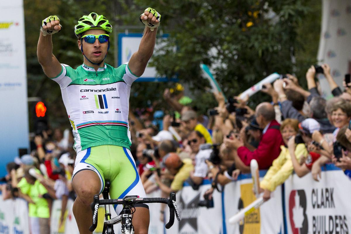 Peter Sagan Tour of Alberta