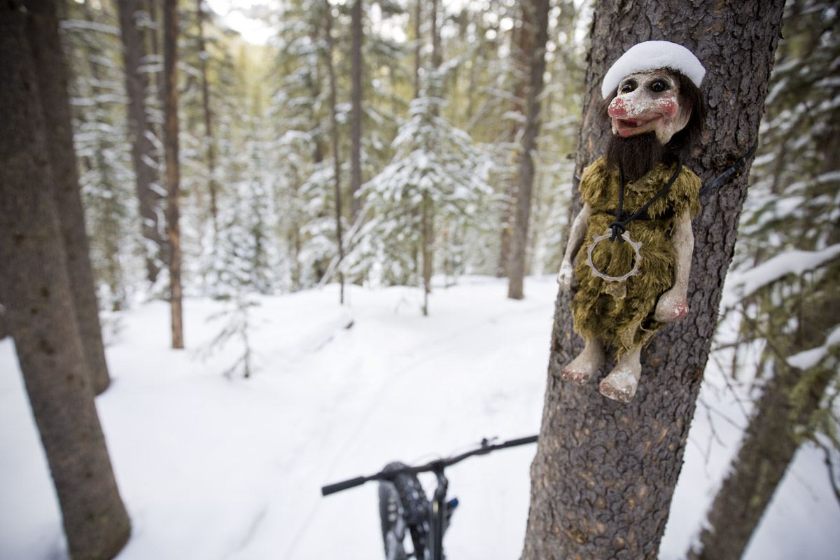 Trail Troll Canmore Nordic Center, Alberta