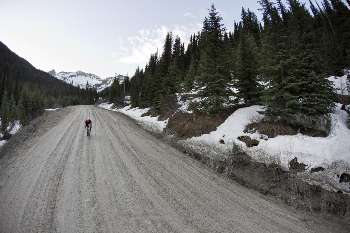 Ned Woods Whitewater, British Columbia