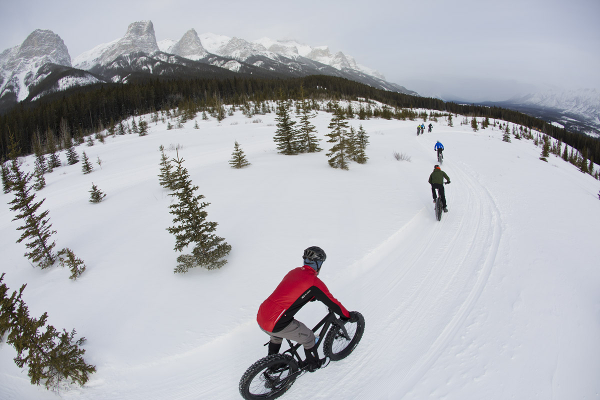 Grizzly Fat Bike Race Canmore, Alberta