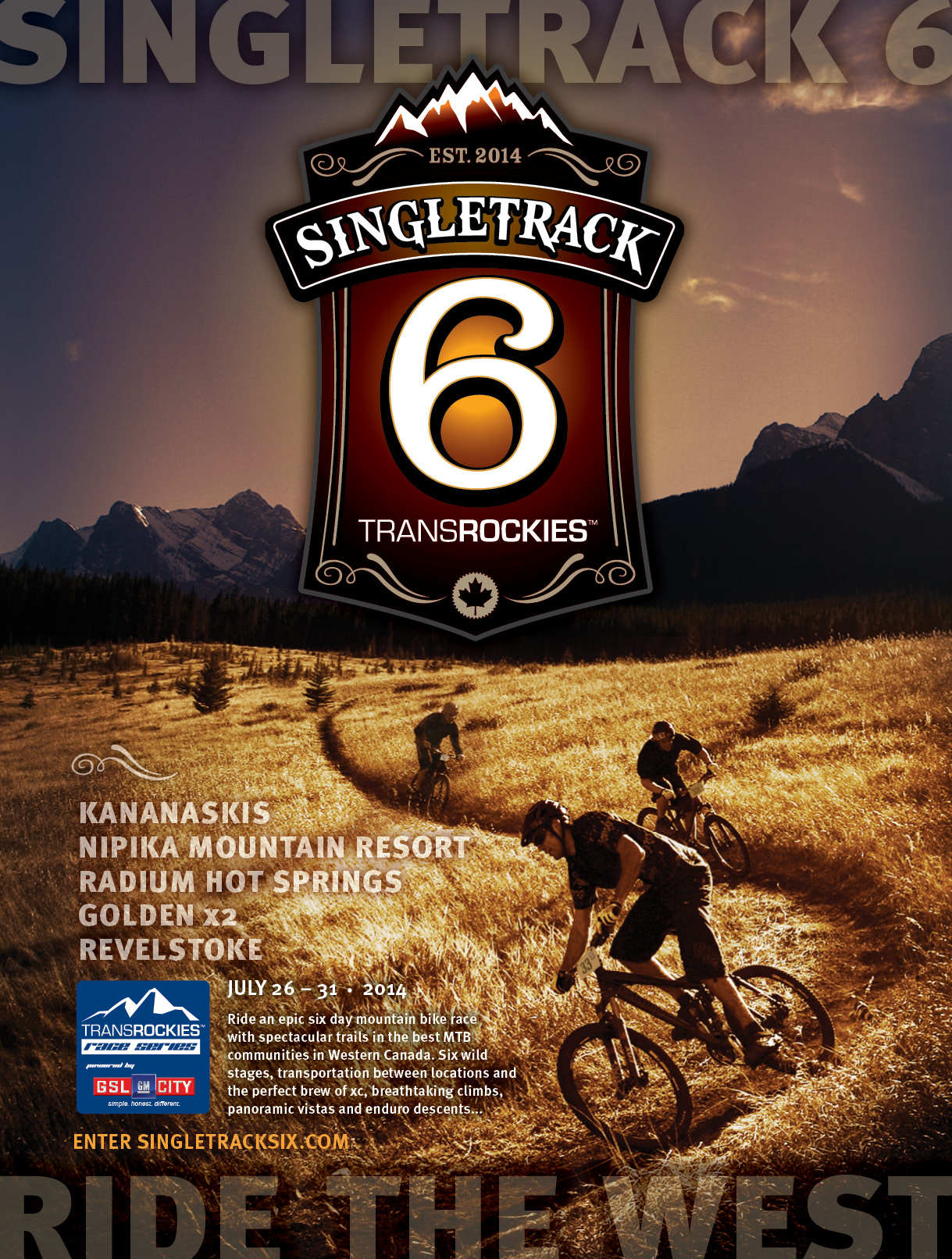 Singletrack 6 - Transrockies Events