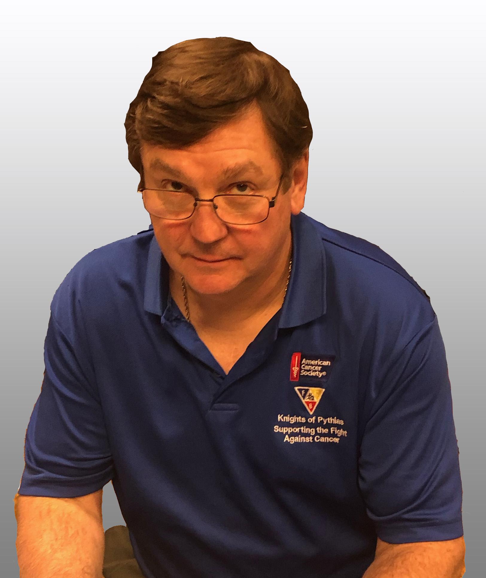 Donald Stamm Bristol, WV Supreme Inner Guard