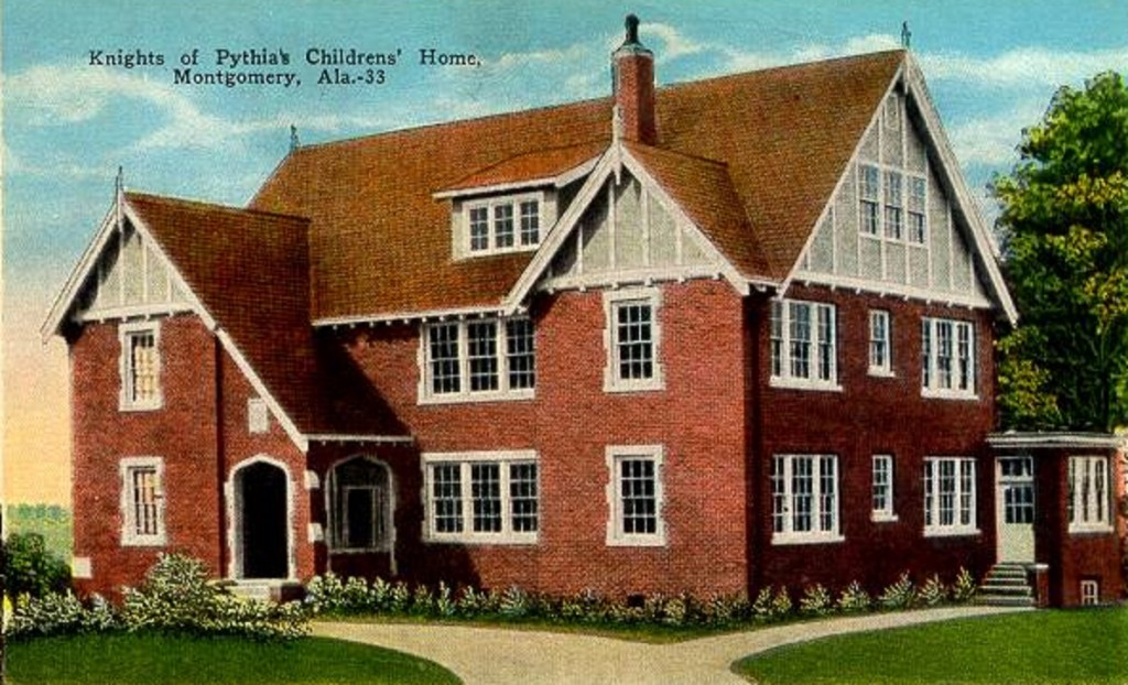Montgomery Alabama Children's Home