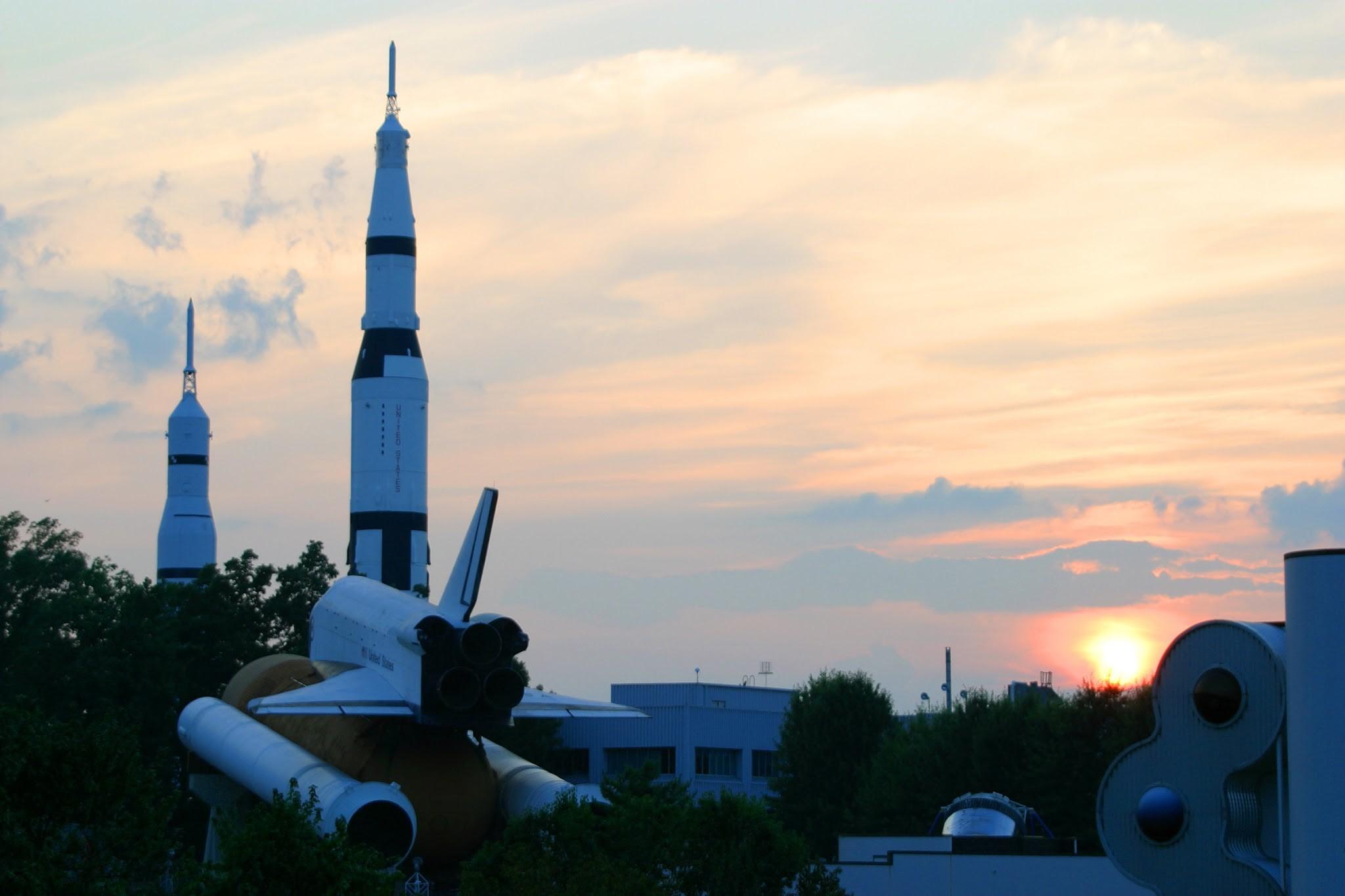 Rocket City Huntsville Alabama