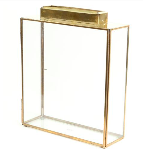 Gold Card Box / #038 / $25