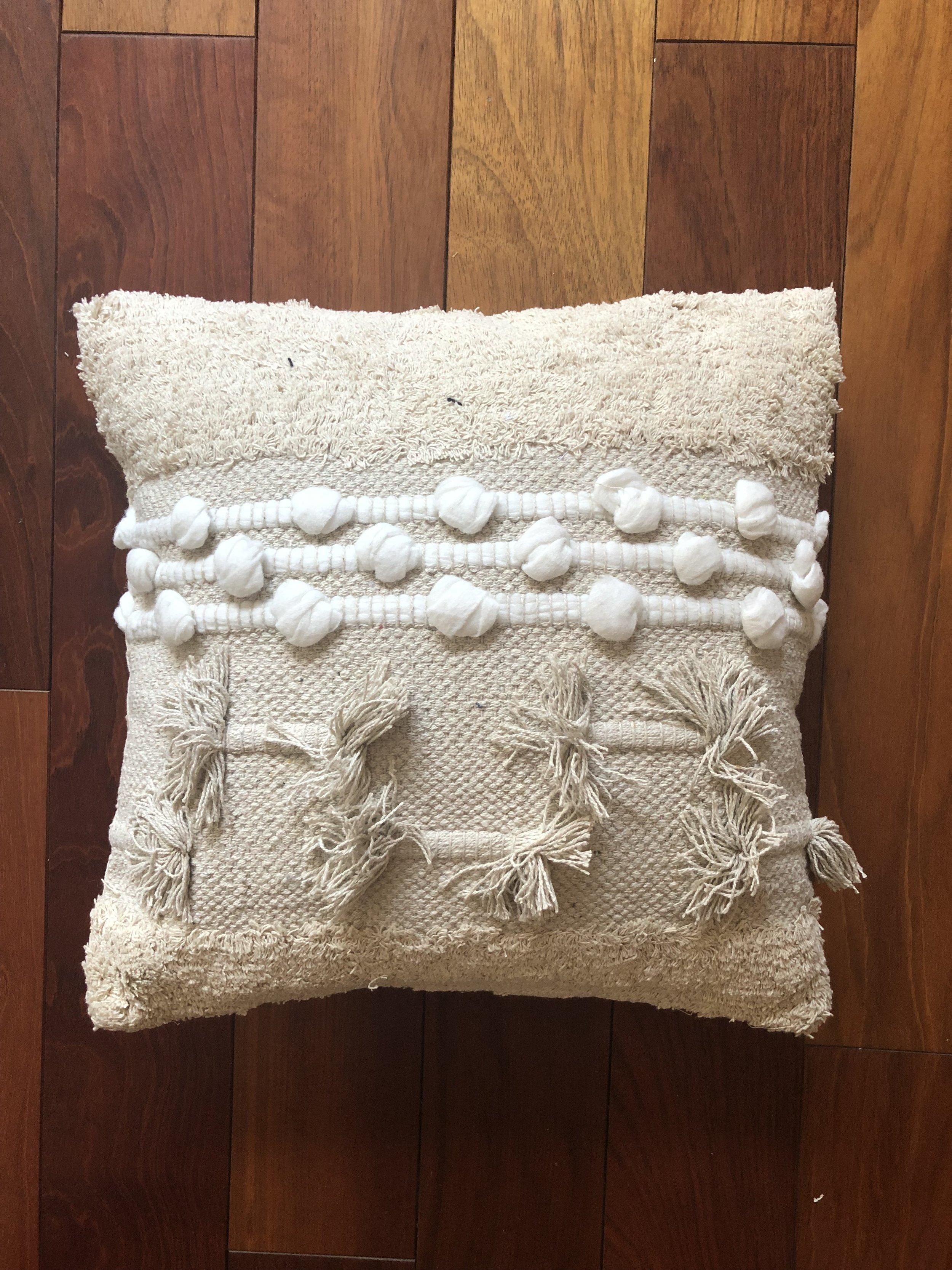 Boho Pillow Tijii /#046 / $10