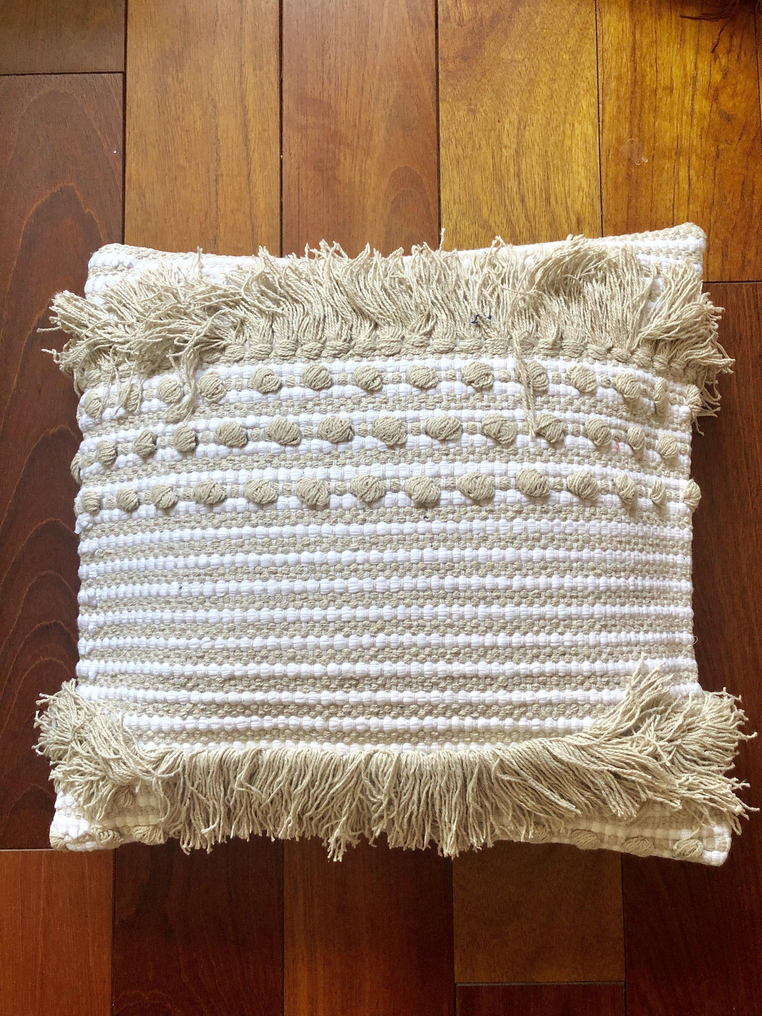 Boho Pillow Voleri /#048 / $10