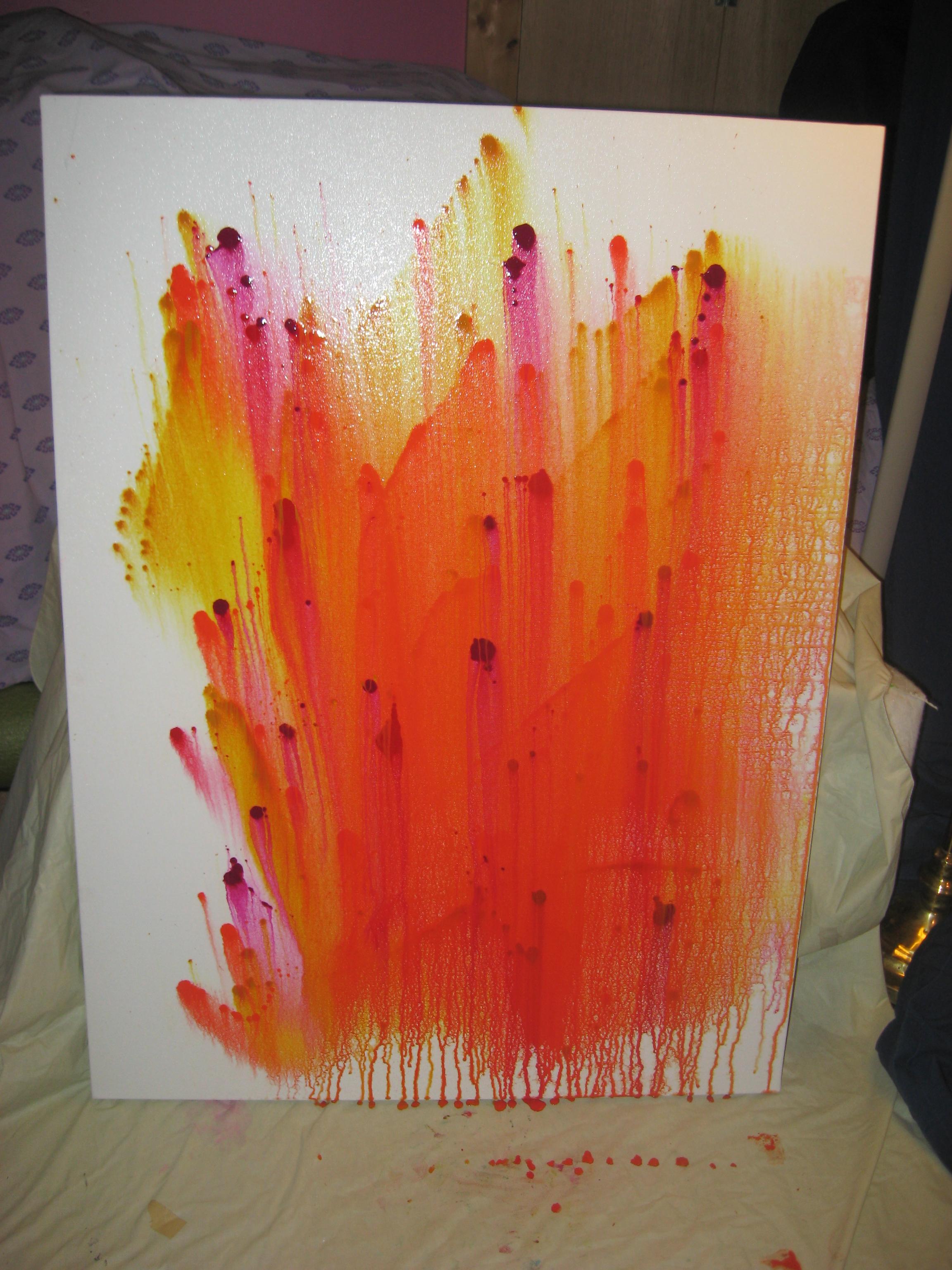 Splatter and Spray