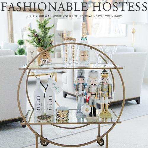 "Fashionable Hostess, ""Miami Holiday Home Tour 2016"""