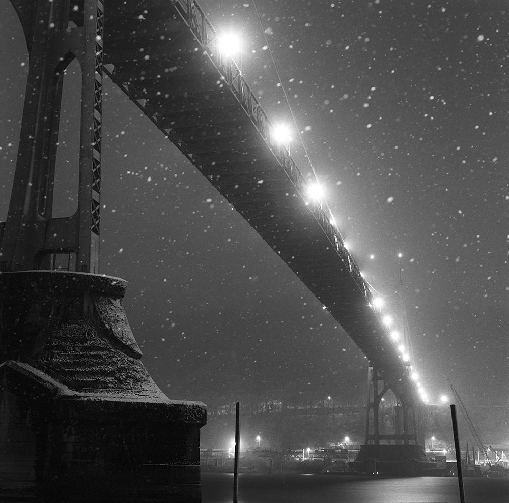 Zeb Andrews - St. Johns Bridge