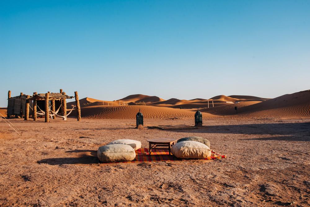 A Home in the Sahara