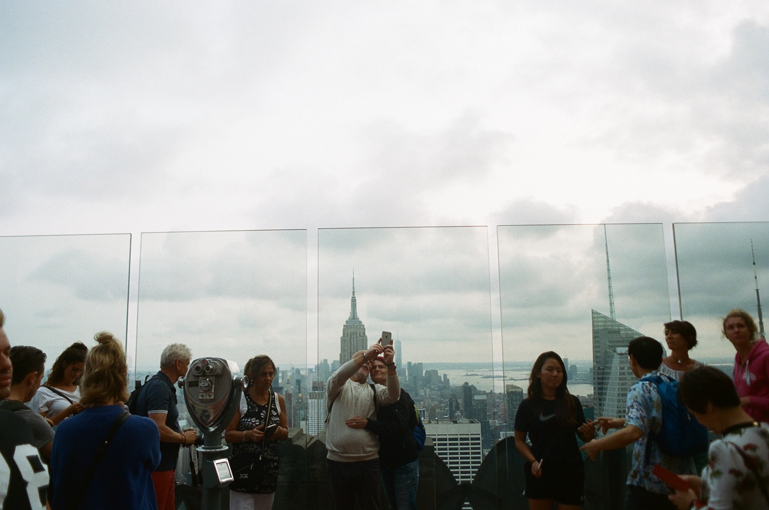 Empire State of Selfie