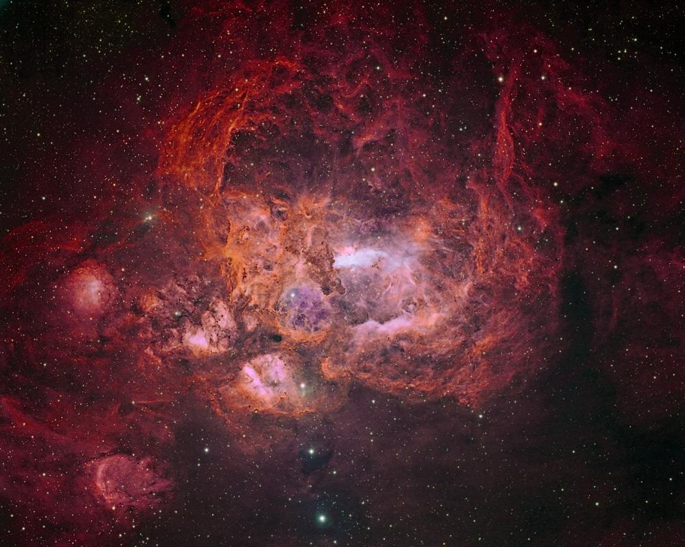 War and Peace Nebula