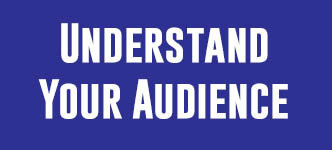 Social media content curation tip - understand your audience
