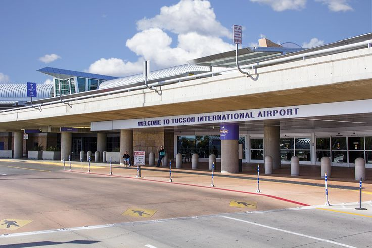 Tucson International Airport | Kilt Transportation.jpg