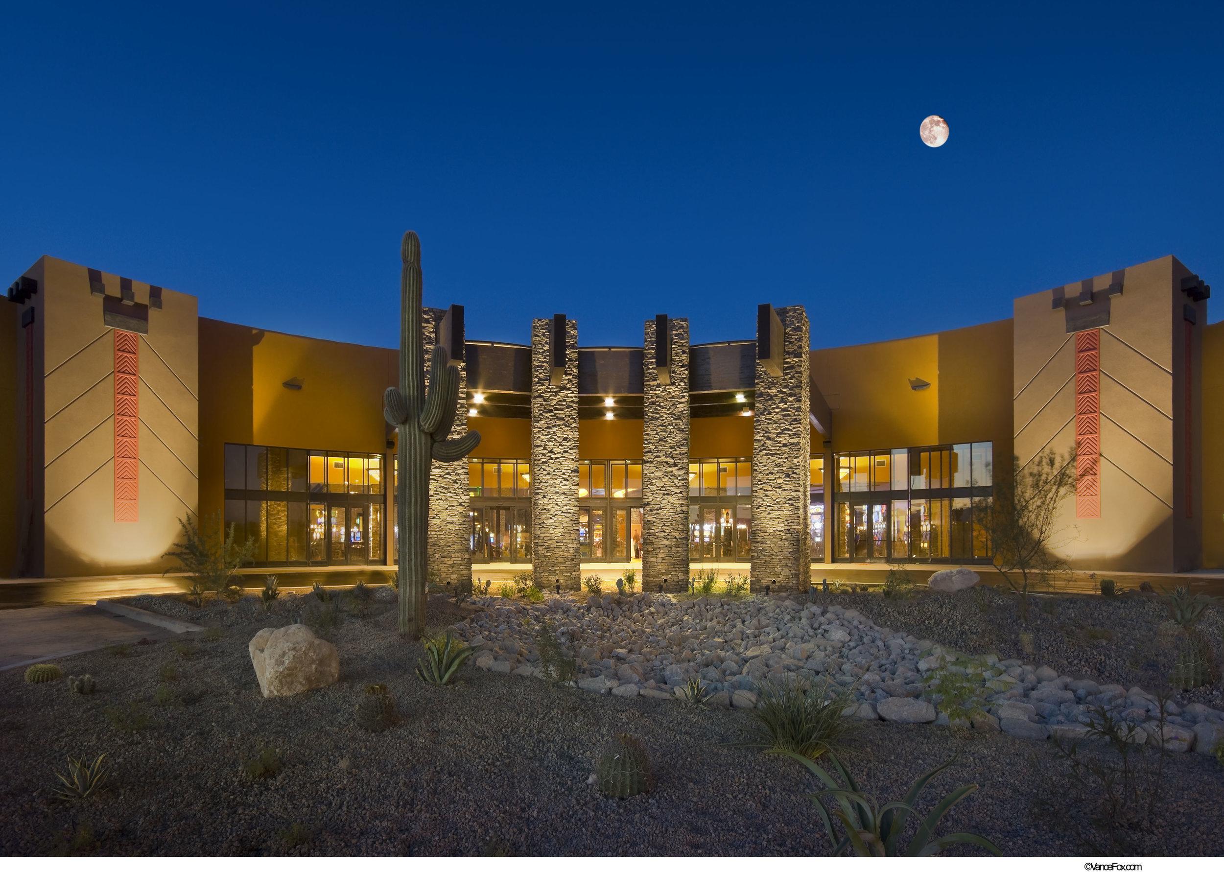 DESERT DIAMOND HOTEL & CASINO    NOGALAS HWY - TUCSON, AZ