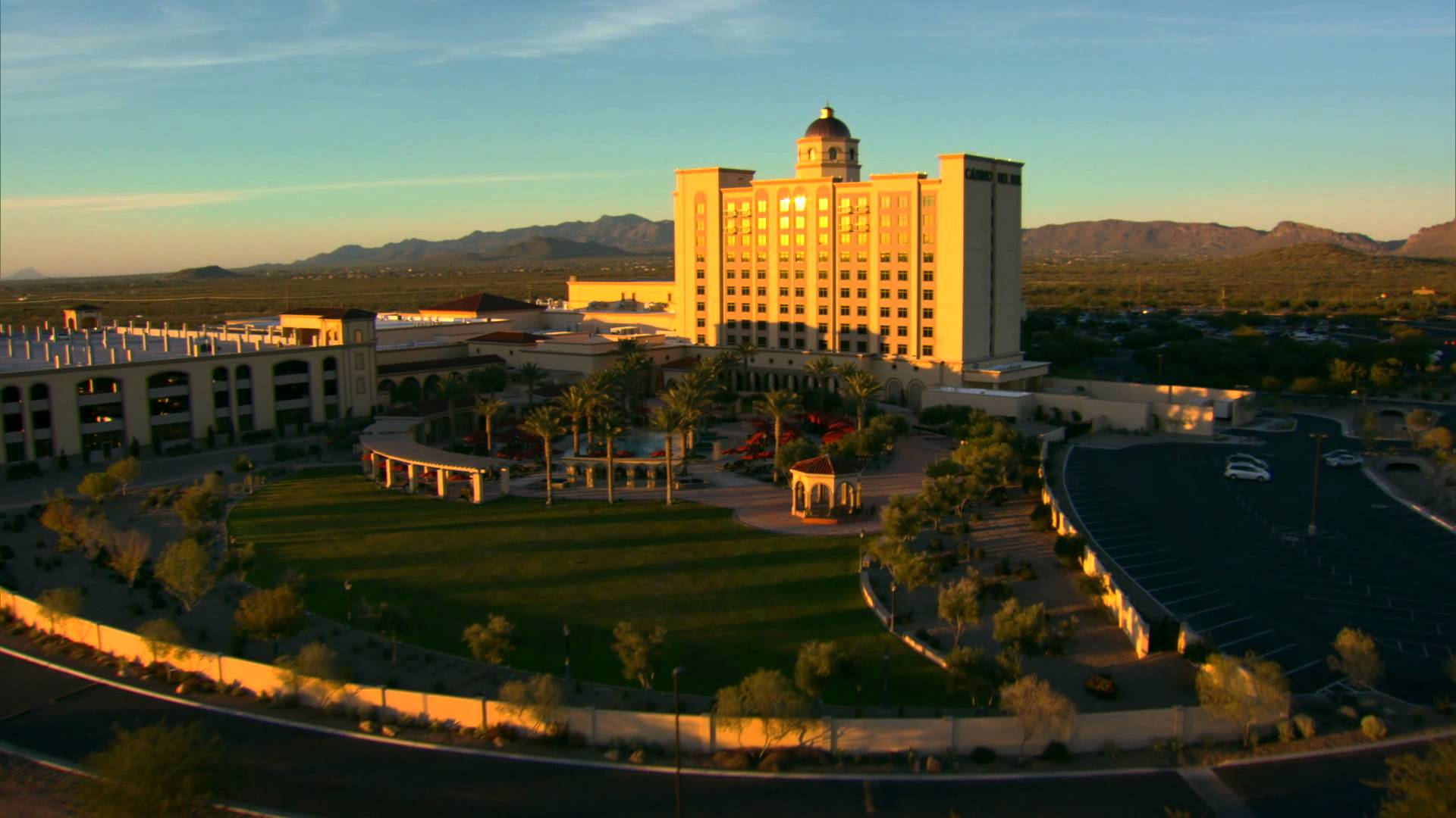 CASINO DEL SOL RESORT & CASINO    TUCSON, AZ