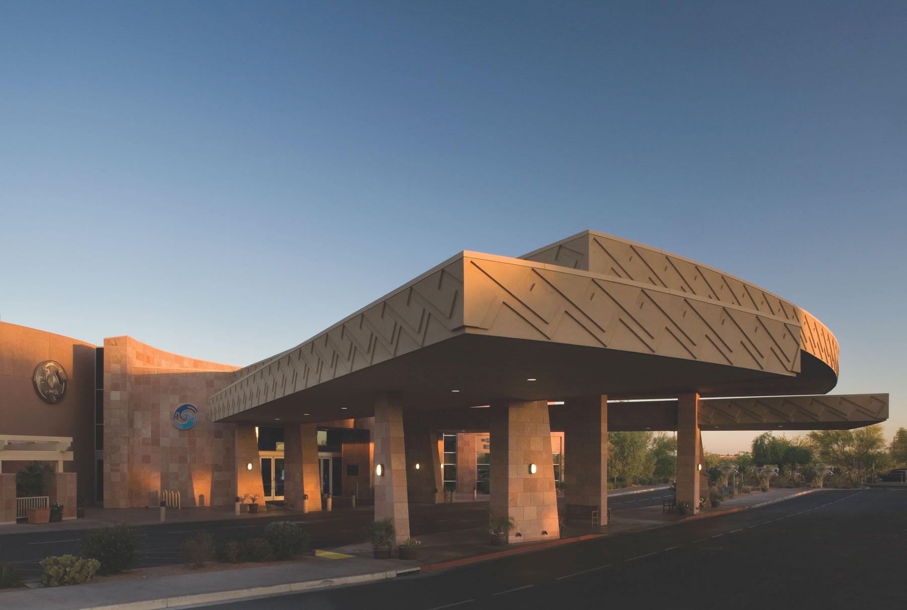 CASINO ARIZONA    SCOTTSDALE, AZ