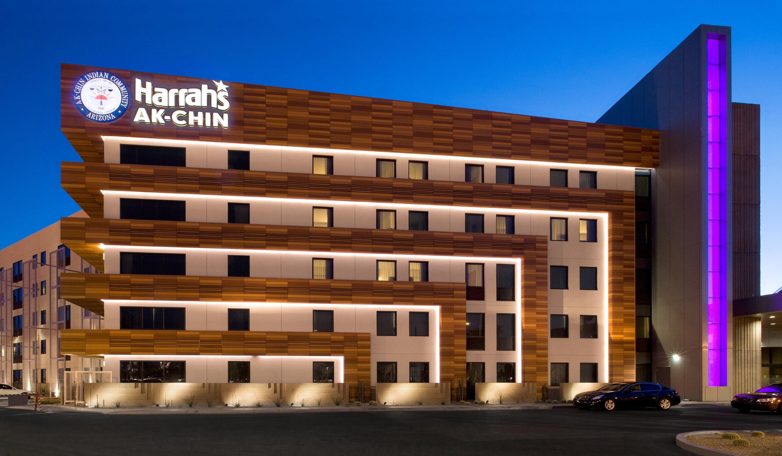 HARRAH'S AK-CHIN RESORT & CASINO    MARICOPA, AZ