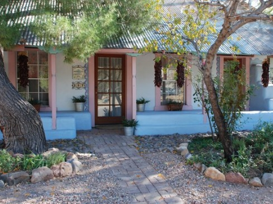 The Duquesne House (Patagonia, AZ)
