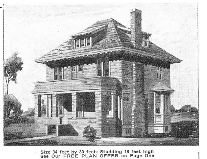 Eaton's house