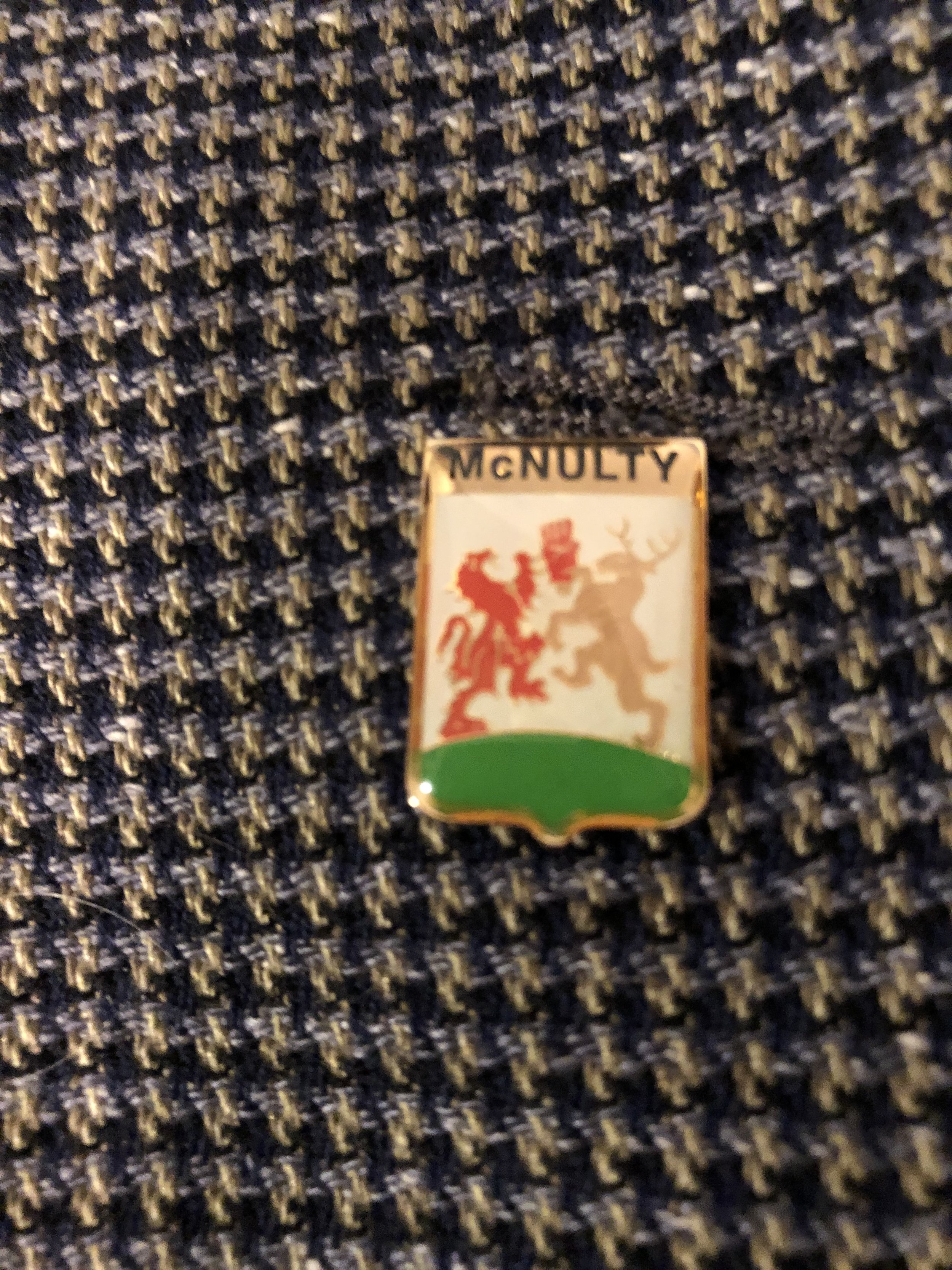 The McNulty Pin